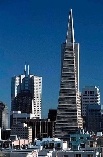 Трансамериканская пирамида, Сан-Франциско