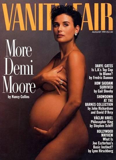 Vanity Fair (август 1991)