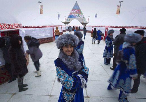 Казахстан золото