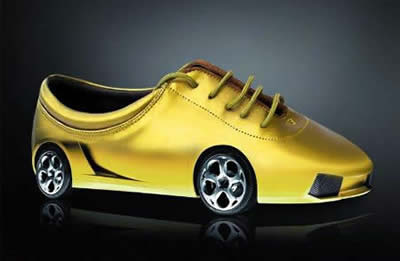 креативна взуття