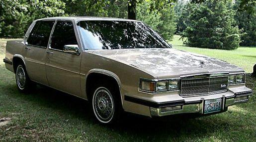 Cadillac Deville 1985