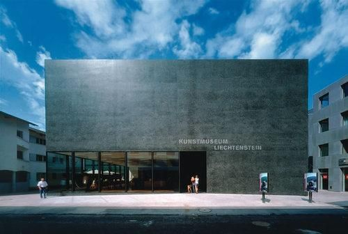 Музей зображального мистецтва Ліхтенштейну, Вадуз, Ліхтенштейн
