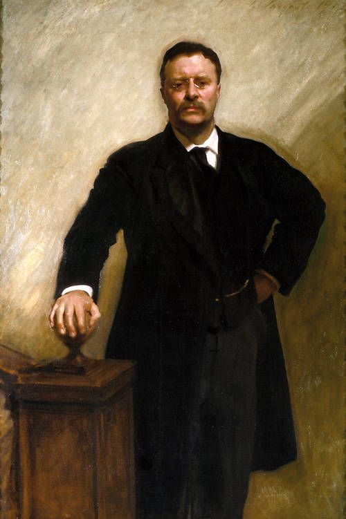 Теодор Рузвельт (Theodore Roosevelt)