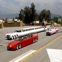 Найдовший автомобіль у світі