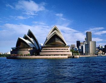 Сіднейська опера, Сідней, Австралія