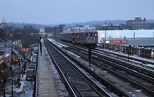 Нью-Йоркське метро