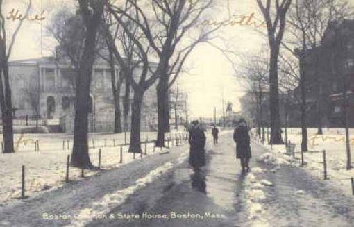 Зима 1916