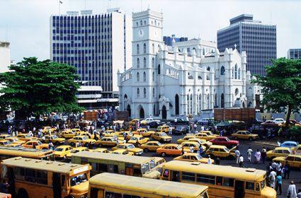 Лагос, Нігерія