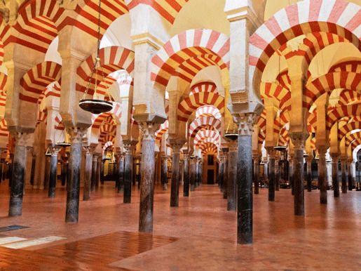 Соборная мечеть, Кордова, Испания