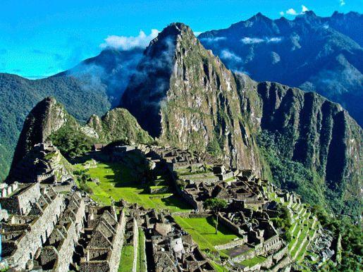 Мачу-Пикчу, Мачу-Пикчу, Перу