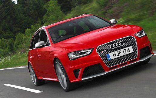 Audi RS4 3-й серии