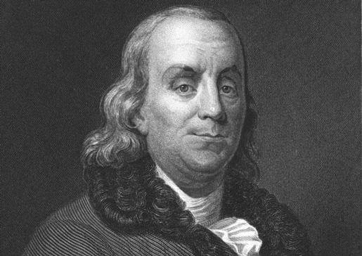 Бенджамин Франклин и мадера