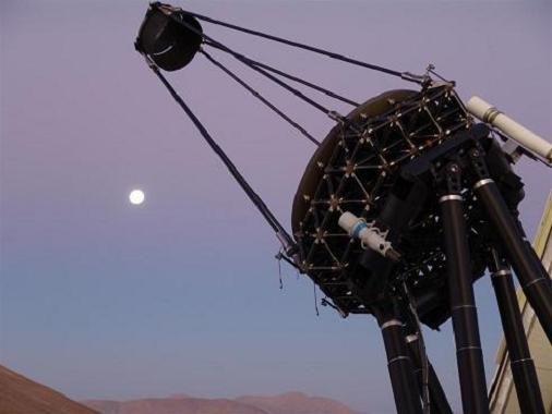 Hexapod Telescope