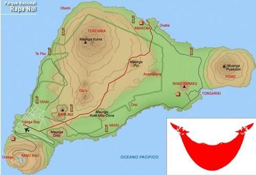 Острів Пасхи (Easter Island)