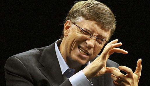 Основатель Microsoft и его генеральный директор Билл Гейтс