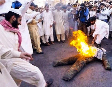Пакистан США