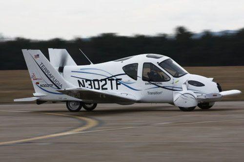 Летающие машины путешествия