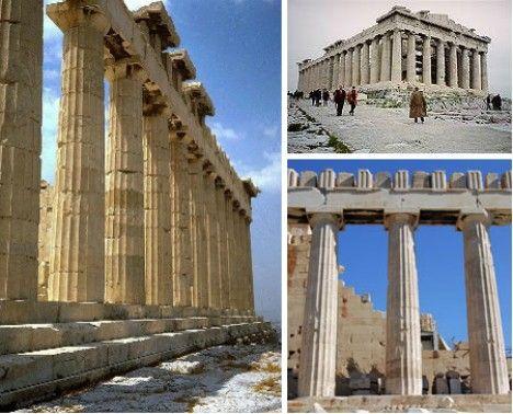 Античний Парфенон