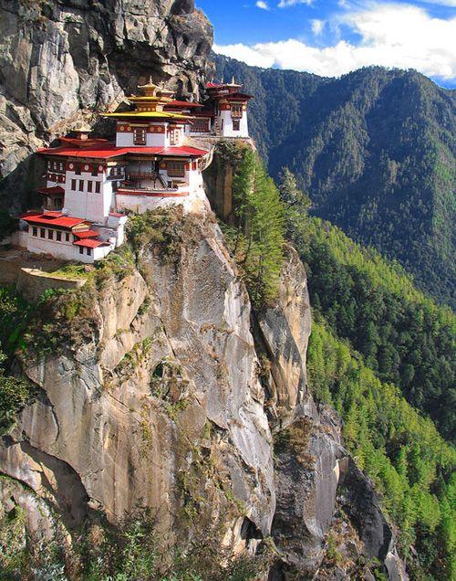 Таксанг-лакханг, Бутан