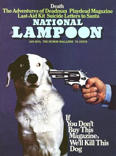 National Lampoon (январь 1973)