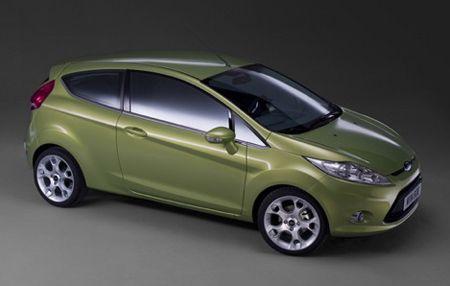 Ford Fiesta (2010)