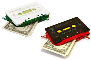 Кошелек-кассета