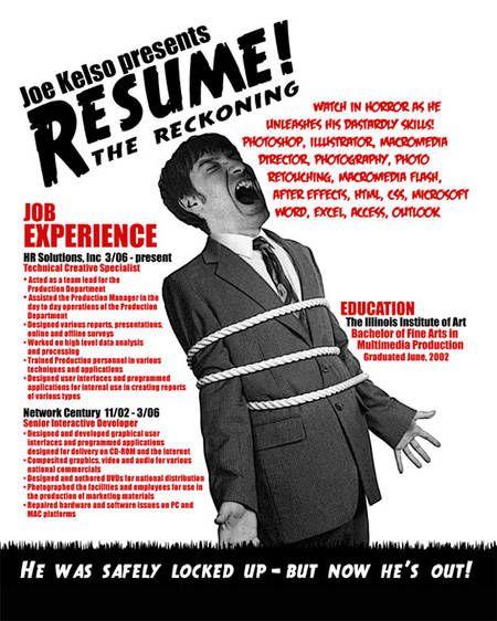 Resume-Joe