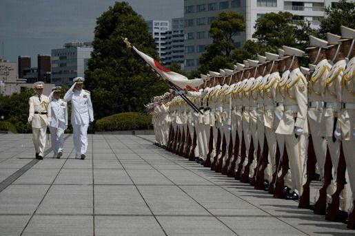 Расходы вооружения Япония