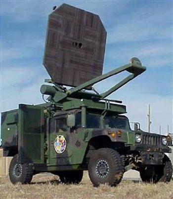 Система активного подавления (Active Denial System, millimetre-wave weapon)