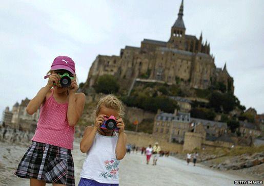 Самые популярные туристические уголки