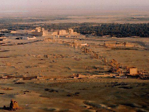 Тадмор, Пальмира