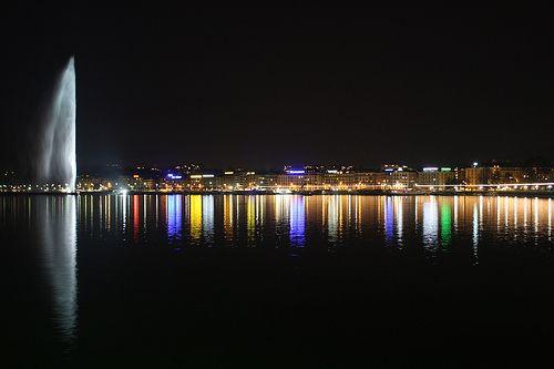 Женева, Швейцарія