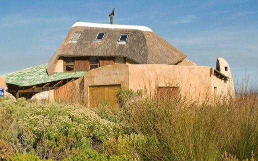 Домик хоббита, Бетти Bay, Кейптаун, Южная Африка