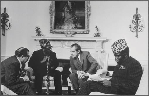 Мобуту Сесе Секо, Заир