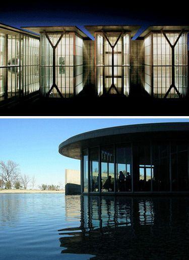 Музей современного искусства, Форт-Уэрт, штат Техас