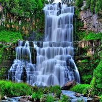 Топ-10 найвищих водоспадів у світі