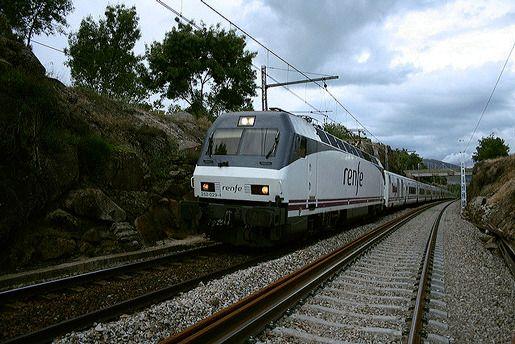 Франциско де Гойя поезд