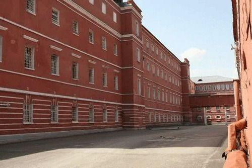 Центральная тюрьма города Владимир