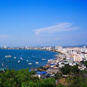 Таиланд. Города грешников