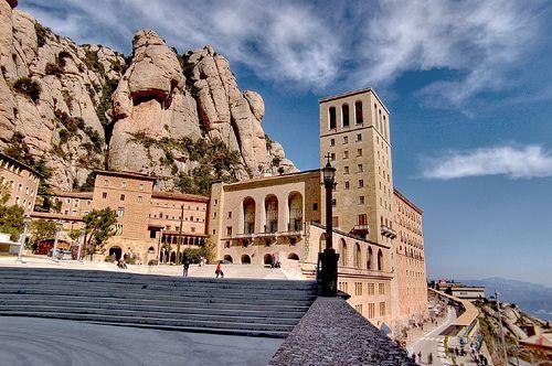 Санта Мария Монсеррат, Испания