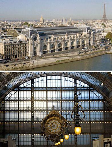 Музей де Орсе, Париж, Франция