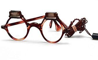 Очки с фонариками