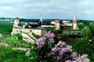 Природа й історичні пам'ятки України
