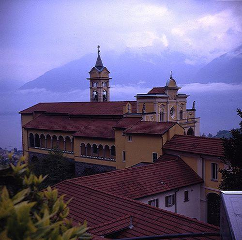 Мадонна дель Сессо, Швейцария