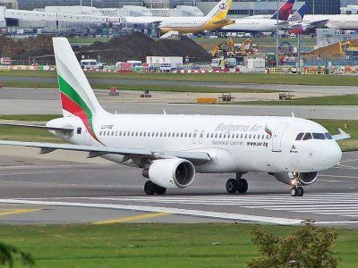 Болгарские авиалинии