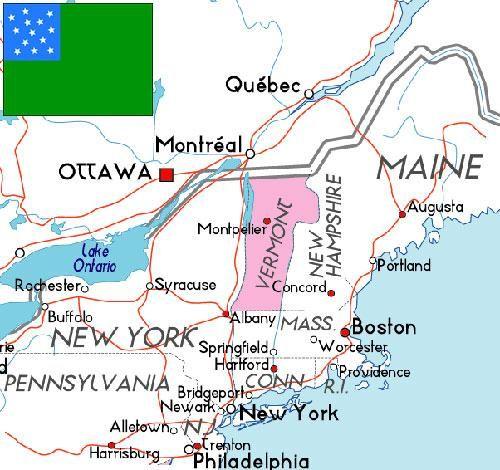 Вермонт (Vermont)