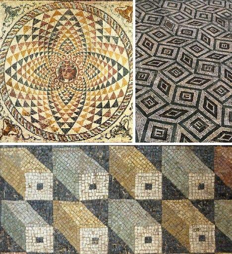 Мозаїчні підлоги Стародавнього Риму