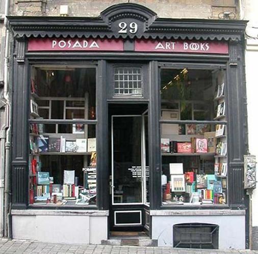 книгарня Posada