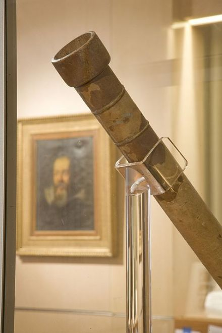 Galileo's Telescopе