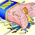 Страны-лидеры по производству спама